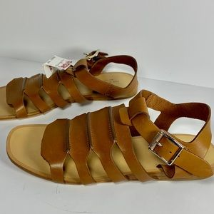 Rag and Bone - Anthropologie Brown Leather Sandals